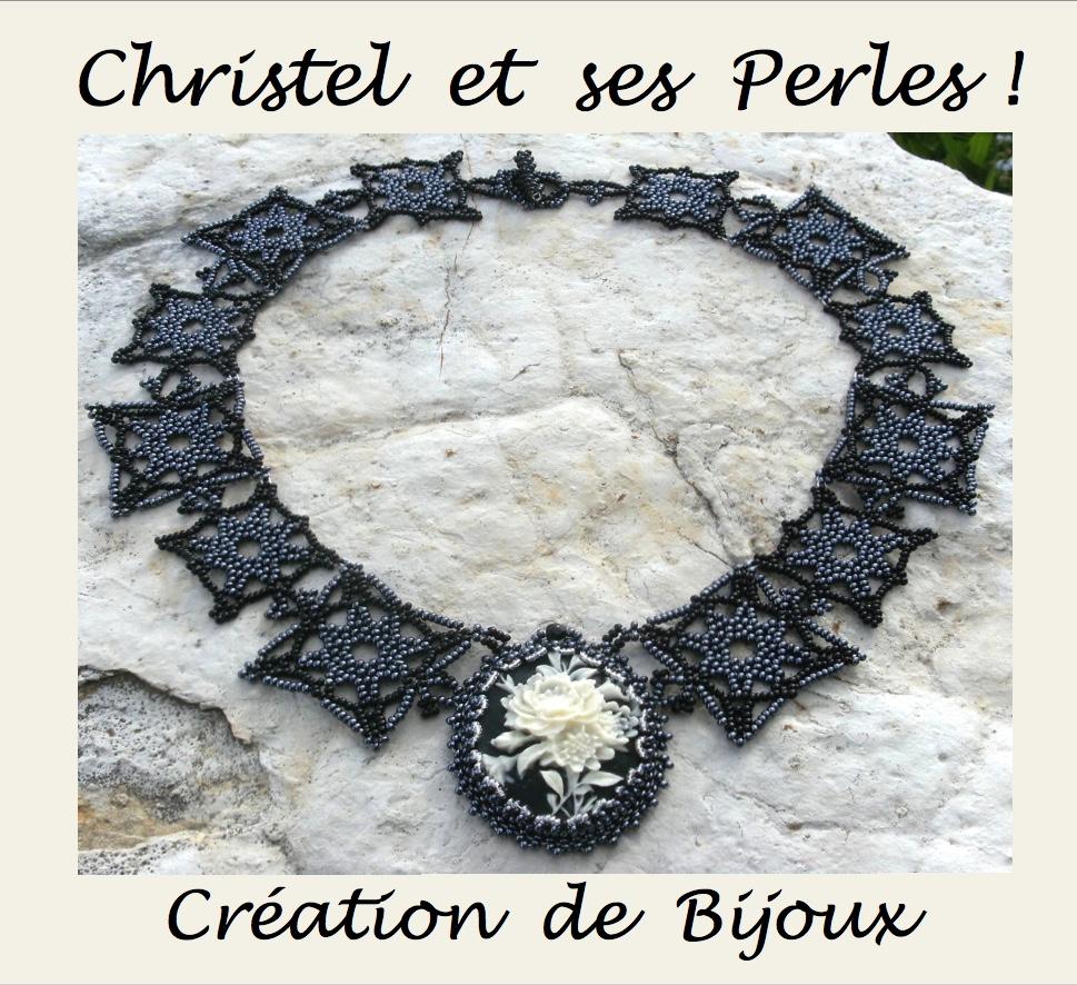 Christel et ses perles