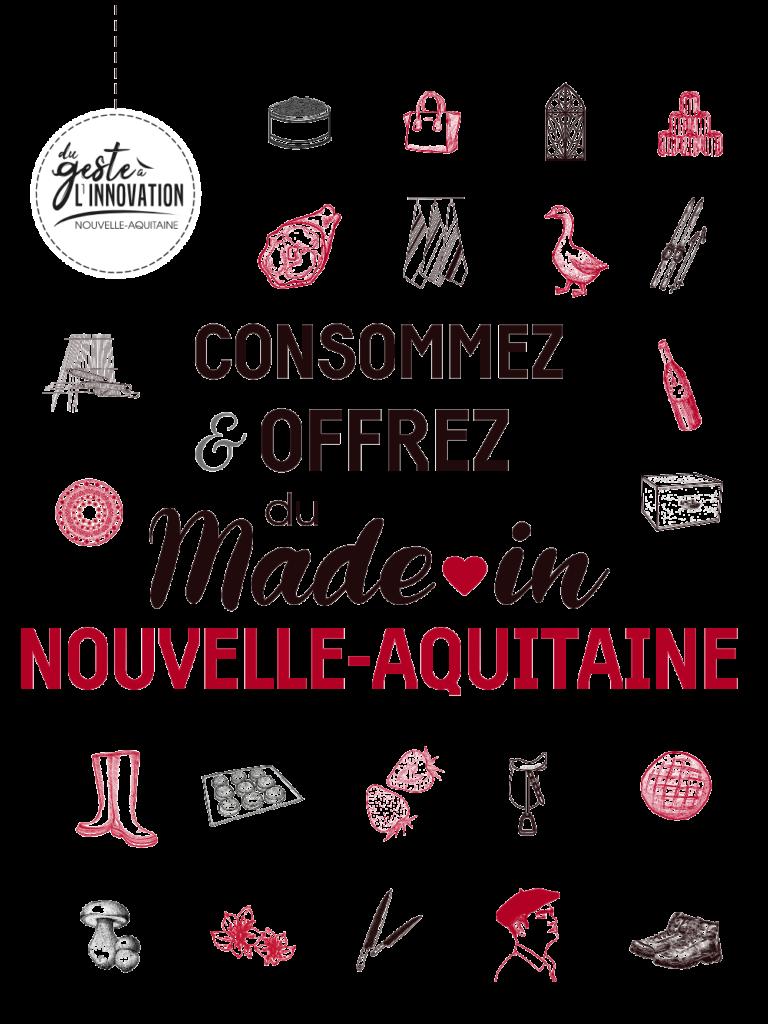 Consommez et offrez du made in Nouvelle-Aquitaine