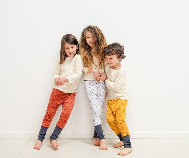 Little Woude – L'habit qui grandit avec l'enfant
